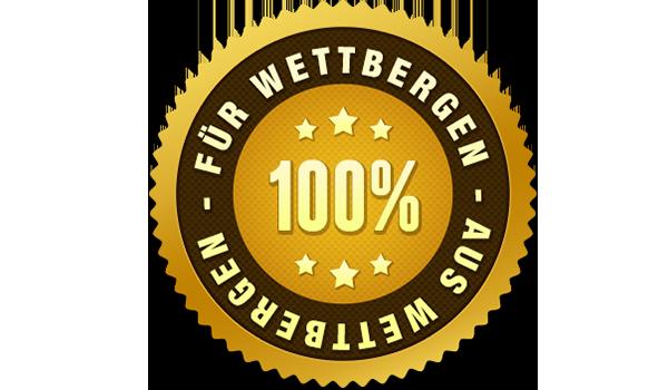 100% aus Wettbergen | 100% für Wettbergen